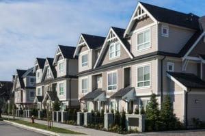Townhouses no Canada